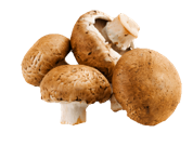 Crimini mushrooms.2